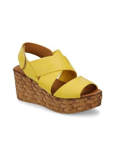 Butigo Ayakkabı Sarı